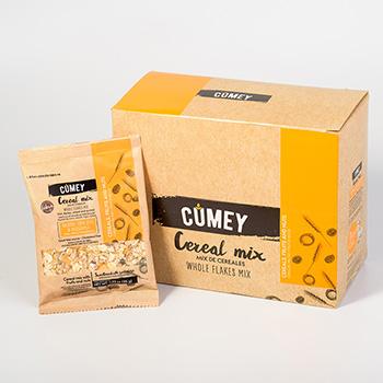 Display Mix de Cereales CUMEY 12 und 35gr