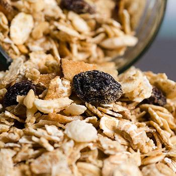 Cereal granola coco y frutos deshidratados PRONALCE DEL SUR 200g